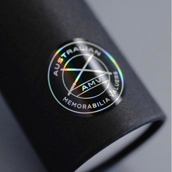 สติ๊กเกอร์กันปลอมใช้ในการตรวจสอบผลิตภัณฑ์ 01